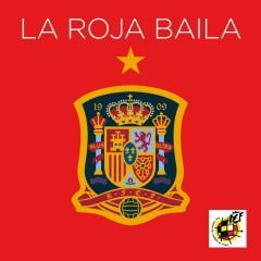 La Roja Baila (Himno Oficial de la Seleccíon Espanõla) - Sergio Ramos, Ninã Pastori, RedOne