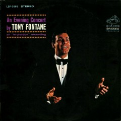 An Evening Concert by Tony Fontane (Live)