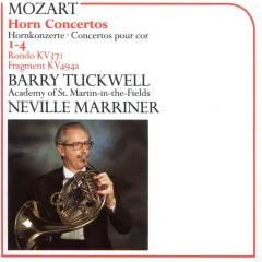 Mozart: Horn Concertos 1-4 - Barry Tuckwell