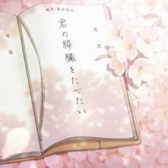 Kimi no Suizou wo Tabetai Original Soundtrack