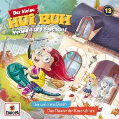 013/Der verlorene Besen / Das Theater der Kuscheltiere - Der kleine Hui Buh