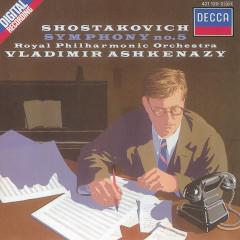 Shostakovich: Symphony No.5/5 Fragments, Op.42 - Royal Philharmonic Orchestra, Vladimir Ashkenazy