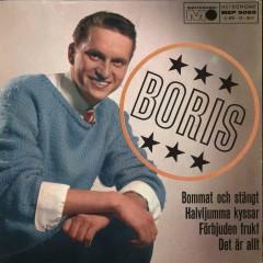 Bommat och stängt - Boris