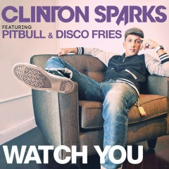 Watch You (feat. Pitbull & Disco Fries) [Radio Edit]