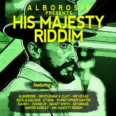 Alborosie Presents His Majesty Riddim - Alborosie