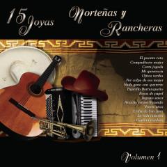 15 Joyas Nortenãs y Rancheras, Vol. 1 - Various Artists