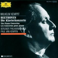 Beethoven: Concertos for Piano and Orchestra - Wilhelm Kempff, Berliner Philharmoniker, Paul van Kempen