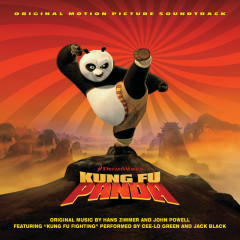 Kung Fu Panda (Original Motion Picture Soundtrack) - Hans Zimmer, John Powell