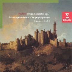 Handel - Organ Concertos Op.7 etc - Bob van Asperen
