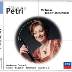 Virtuose Blockflötenmusik - Michala Petri