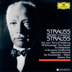 Richard Strauss Dirigiert Richard Strauss - Placidus Morasch, Georg Kniestedt, Karl Reitz, Enrico Mainardi, Bayerisches Staatsopernorchester