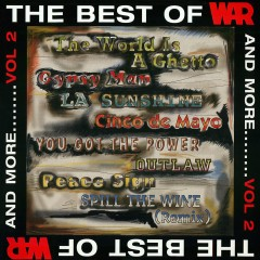 The Best of WAR and More, Vol. 2 - War