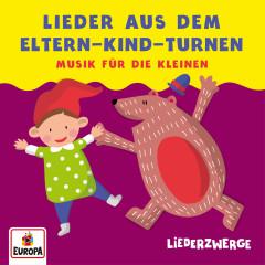 LiederZwerge - Lieder aus dem Eltern-Kind-Turnen - Lena, Felix & die Kita-Kids