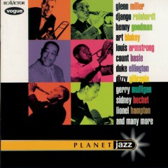 Planet Jazz/Sampler