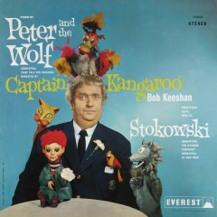 Prokofiev: Peter and the Wolf (Transferred from the Original Everest Records Master Tapes) - Stadium Symphony Orchestra of New York, Leopold Stokowski, Bob Keeshan