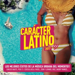 Carácter Latino 2017 - Various Artists