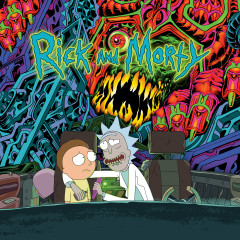 The Rick and Morty Soundtrack - Various Artists