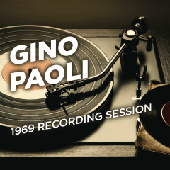 1969 Recording Session - Gino Paoli