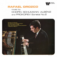 Music by Chopin, Schumann & Albéniz - Prokofiev: Piano Sonata No. 2, Op. 14 - Rafael Orozco