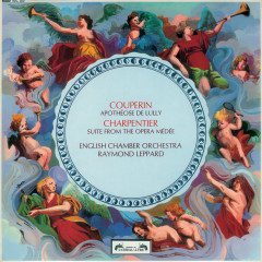 Couperin: L'Apothéose de Lully / Charpentier: Médeé - English Chamber Orchestra, Raymond Leppard