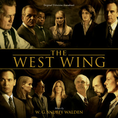 The West Wing (Original Television Soundtrack) - W.G. Snuffy Walden
