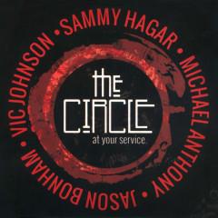 At Your Service (Live) - Sammy Hagar, The Circle