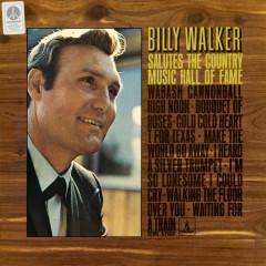 Billy Walker Salutes the Hall of Fame - Billy Walker