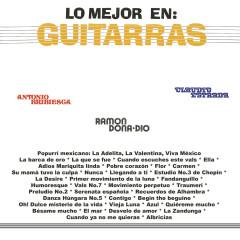 Lo Mejor en Guitarras - Antonio Bribiesca, Ramón Dona-Dio, Claudio Estrada