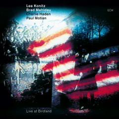 Live At Birdland - Lee Konitz