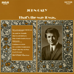 That's the Way It Was - John Gary