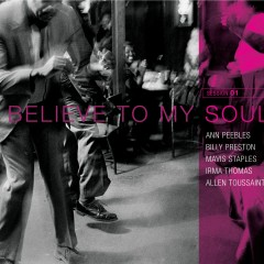 I Believe To My Soul - Various Artists