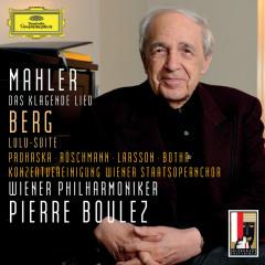 Mahler: Das klagende Lied / Berg: Lulu-Suite - Dorothea Röschmann, Anna Prohaska, Anna Larsson, Johan Botha, Wiener Philharmoniker