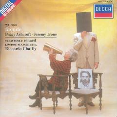 Walton: Façade / Stravinsky: Renard - Riccardo Chailly, Peggy Ashcroft, Jeremy Irons, London Sinfonietta
