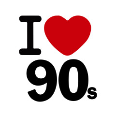 I Love 90s - Various Artists