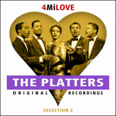 Only You (And You Alone) - 4 Mi Love EP - The Platters