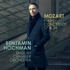 Mozart: Piano Concertos 17 & 24 - Benjamin Hochman, English Chamber Orchestra