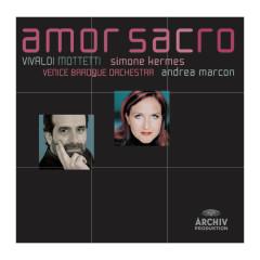 Vivaldi:Motets RV 627, 632, 630, 626 - Simone Kermes, Venice Baroque Orchestra, Andrea Marcon
