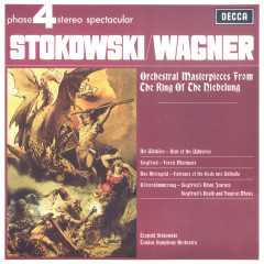 Wagner: Orchestral Masterpieces From The Ring Of The Nibelungen - London Symphony Orchestra, Leopold Stokowski