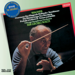 Wagner: Overtures & Preludes / Berlioz / Beethoven - Chicago Symphony Orchestra, Sir Georg Solti