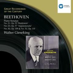 Beethoven: Piano Sonatas Nos 21,
