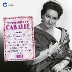 Icon: Montserrat Caballé - Montserrat Caballe