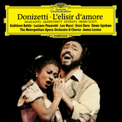 Donizetti:L'elisir d'amore - Highlights - Kathleen Battle, Dawn Upshaw, Luciano Pavarotti, Leo Nucci, Enzo Dara