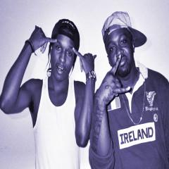 4 Loko - Smoke DZA, A$AP Rocky