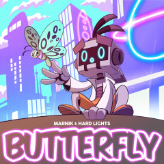 Butterfly - Marnik, Hard Lights