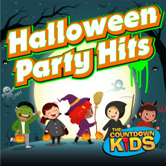 Halloween Party Hits - The Countdown Kids