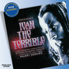 Prokofiev: Ivan the Terrible - Kirov Chorus, St Petersburg, Rotterdam Philharmonic Orchestra, Valery Gergiev