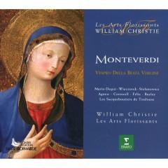 Monteverdi : Vespro della Beata Vergine - William Christie