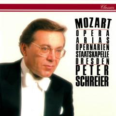 Mozart: Opera Arias - Peter Schreier, Staatskapelle Dresden