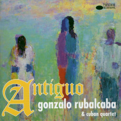 Antiguo - Gonzalo Rubalcaba
