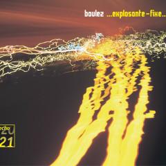 Boulez: ... Explosante-fixe... - Pierre-Laurent Aimard, Ensemble Intercontemporain, Pierre Boulez